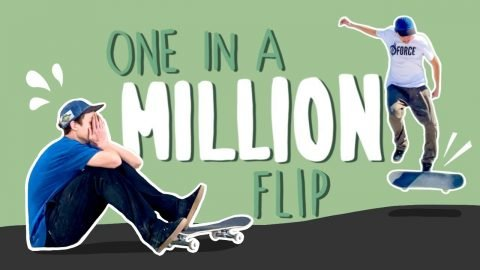1 IN A MILLION FLIP | IMPOSSIBLE TRICKS OF RODNEY MULLEN - Jonny Giger