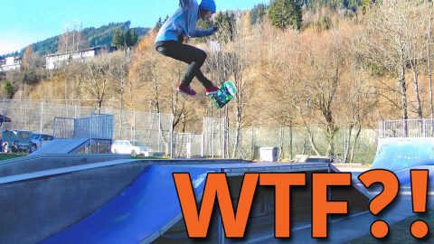 360 FLIP LATE TRIPLE FLIP | OHH MY GOOOD!