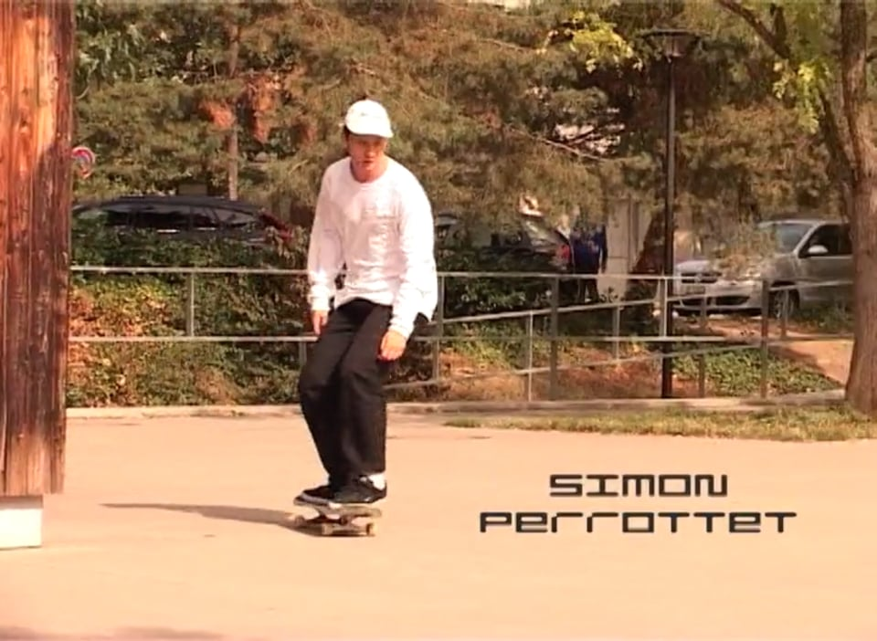Simon 242 - REDLINE films
