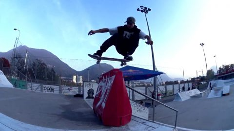 Alessio D'Ambrosio - Miniclip Poorskateboarding Lugano - Poor skateboarding Channel