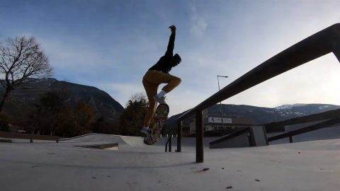 Autumn Sesh with Steven Makusu - ColorSB Swiss