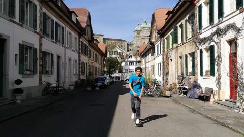 Bern City Street session - Jan Hirt