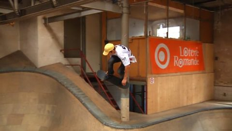 Billy Segard Shreds Park N'Sun - Philipp Bernhardt