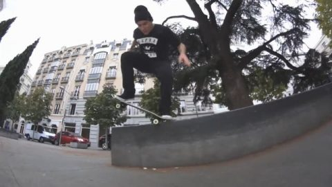 Descanso en Madrid - 2017 - Vimeo / Arnaud Chauffeton's videos