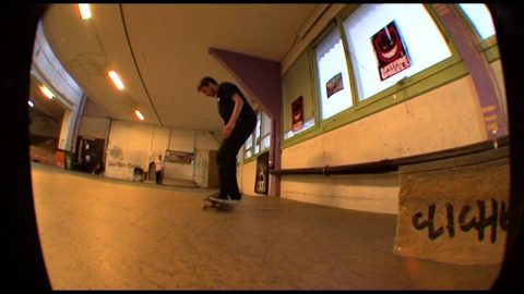 ESB Session @ Montreux : Geneva & Co - Empire Skate Building
