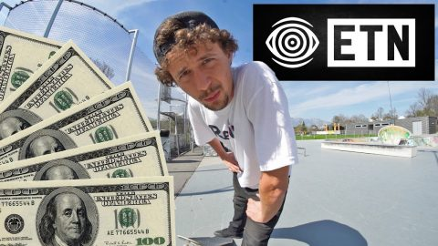 ETN? PAY TO WATCH SKATEBOARDING? BOARD SETUP - Jonny Giger