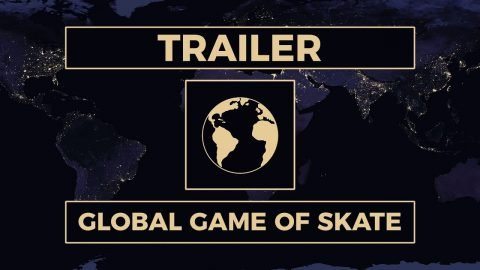 Global Game of Skate 2018 - Dario Ju
