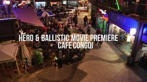 Hero & Ballistic Movie Premiere @ Cafe Congqi - Philipp Bernhardt