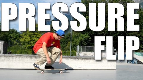 HOW TO PRESSURE FLIPS - Jonny Giger