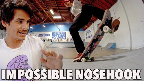 IMPOSSIBLE TRICKS OF RODNEY MULLEN FEAT CARLOS LASTRA - Jonny Giger