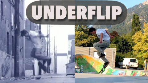 IMPOSSIBLE TRICKS OF RODNEY MULLEN | EPISODE 3 - Jonny Giger