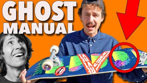 IMPOSSIBLE TRICKS OF RODNEY MULLEN GHOST MANNY - Jonny Giger