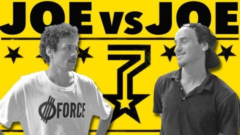 JOE VS JOE | JONNY GIGER VS CODY WHITT - Jonny Giger
