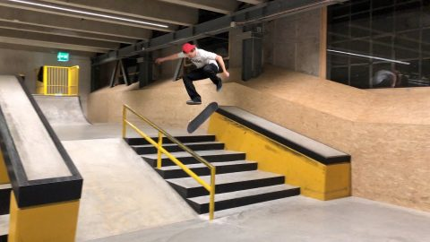 LATE BACKFOOT VARIAL HEEL | TRIPLE SET - Jonny Giger