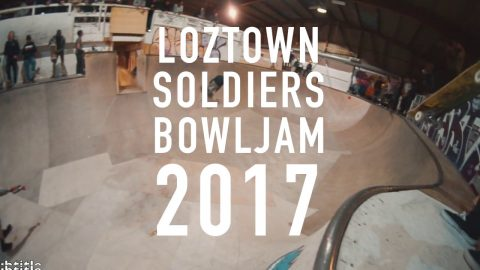 Loztown soldiers bowl jam 2017 - tinmarleouf