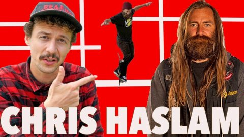 MAD TRICKS OF CHRIS HASLAM | EPISODE 1 - Jonny Giger