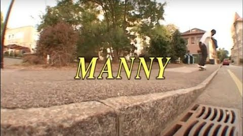 MANNY - SIDE A - NOT THE SHRUG VIDEO ¯_(ツ)_/¯ CLARA PLZ CALL MANNY BACK 076 335 73 XX {OG.2000} - OG 2000