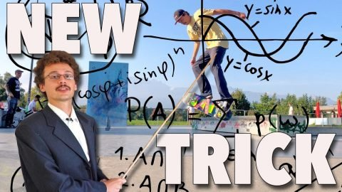 MY TRICK INVENTIONS   EPISODE 1 - Jonny Giger
