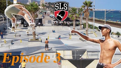 ON SKATE LA STREET LEAGUE (Agora) ! D.I.T.L Barcelone ép. 3 - Art Videos