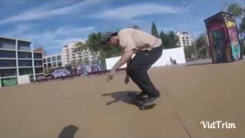 Part Flat. - skateboardmedia1
