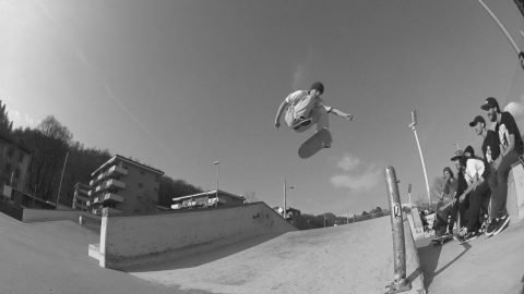 Poorskateboarding Family with Alessio D'ambrosio - Poor skateboarding Channel