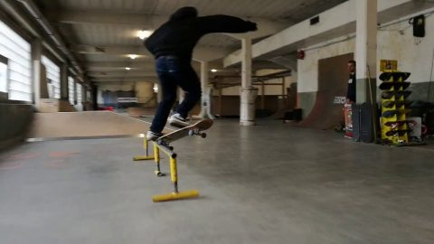 Private Skatepark Session - Jan Hirt
