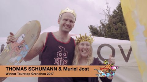 PumpKing Stopp Grenchen Velodrom SO 2017 - Gummi Love
