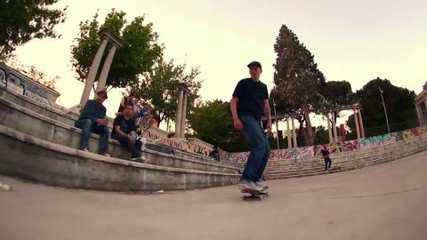 Putas de mardid - Reachskateboards