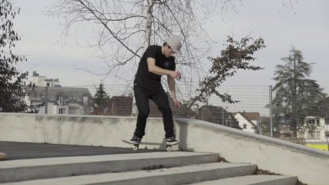 "Simon Stricker ""End of the year"" Mixtape Video Part - Simon Stricker"