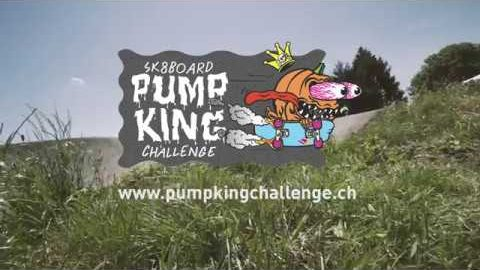 SK8BOARD PUMPKING CHALLENGE TEASER 2017 - Gummi Love