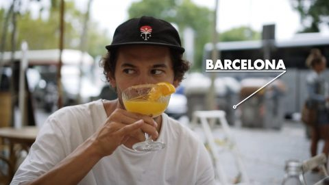 Skateboarding in Barcelona - August 2019 - safariclothing