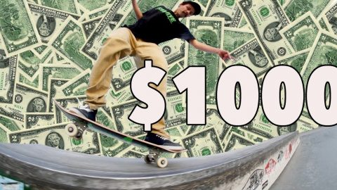 THE 1000 DOLLAR TRICK! NO JOKE! - Jonny Giger
