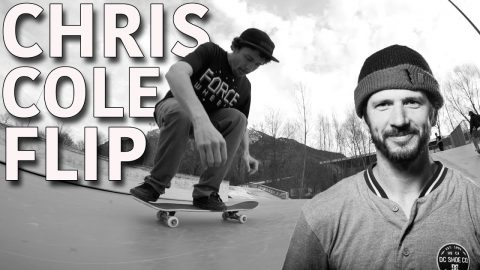 THE CHRIS COLE FLIP! - Jonny Giger