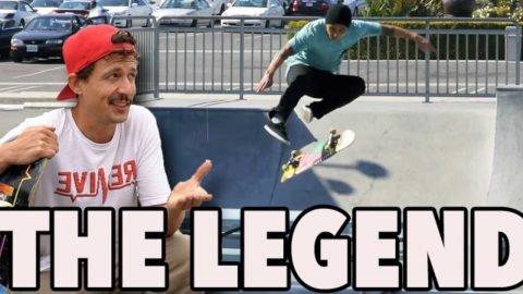 THE LEGENDARY TRICKS OF DAEWON SONG! - Jonny Giger
