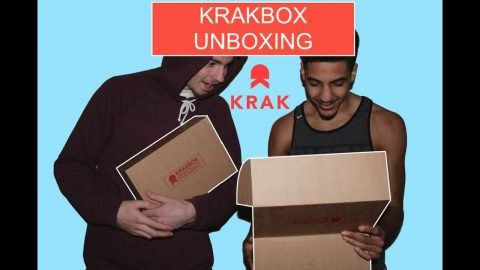 UNBOXING #2 - KRAKBOX - Art Videos