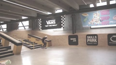 Winterthur Vans Shop Riot 2018 - That Noise Magazine
