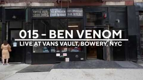 015: Ben Venom On Quilt-making and New American Craft, Live at Vault by Vans | Radio Juxtapoz | Juxtapoz Magazine