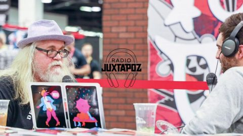 029: Ron English On Art, Activism and Popaganda, Live from DesignerCon | Radio Juxtapoz | Juxtapoz Magazine