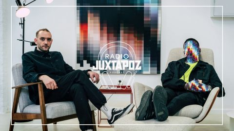 037: Felipe Pantone Is Breaking Down All our Big Time Data | Radio Juxtapoz | Juxtapoz Magazine