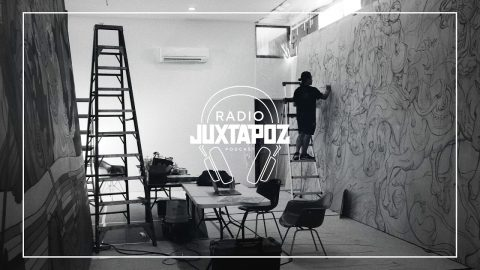 046: James Jean on the Otherworldly Power of Imagination and Reinvention | Radio Juxtapoz | Juxtapoz Magazine