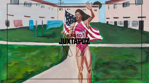 047: A Story of The Uhmericans with Marcus Brutus | Radio Juxtapoz | Juxtapoz Magazine