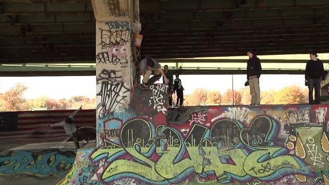 1 Minute of David Lafreniere in Philly - LowcardMag