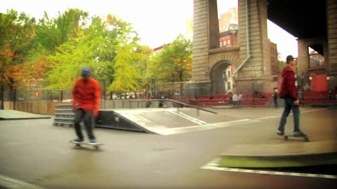 10.DEEP hits the chinatown park | 10deepskateboarding