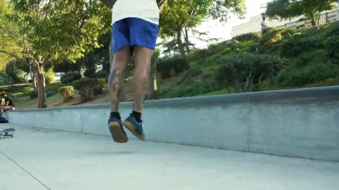 10 Ledge Tricks with Neen Williams in CCS Shorts | CCS