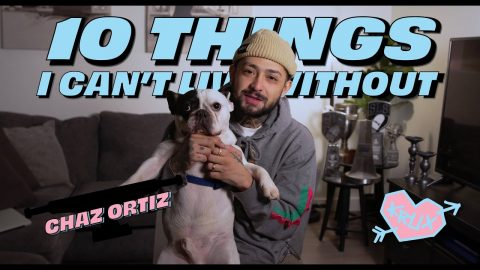 10 THINGS CHAZ ORTIZ CAN'T LIVE WITHOUT! | Krux Trucks | Krux Trucks