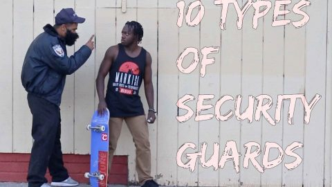 10 Types of Security Guards - LamontHoltTV