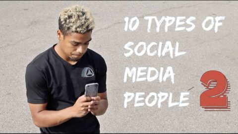 10 types of Social Media People 2
