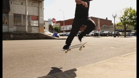 100 Backside 360's In The Supra Shifter Shoes - CCS