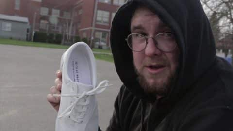 100 Kickflips In The Clear Weather Donny Shoes - CCS