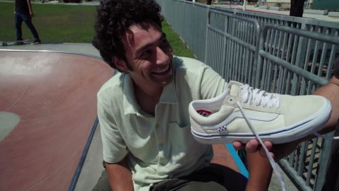100 Kickflips In The NEW Vans Skate Classics by Corey Glick | CCS